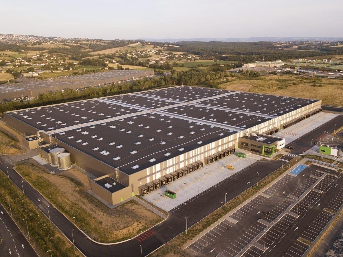 GSE livre à Goodman une plateforme logistique de 60 000 m² pour le groupe Cdiscount