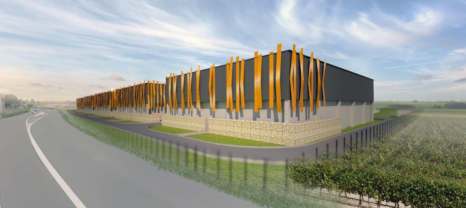 GSE construit un ensemble immobilier de 15 000 m² pour le groupe Distillerie de la Tour