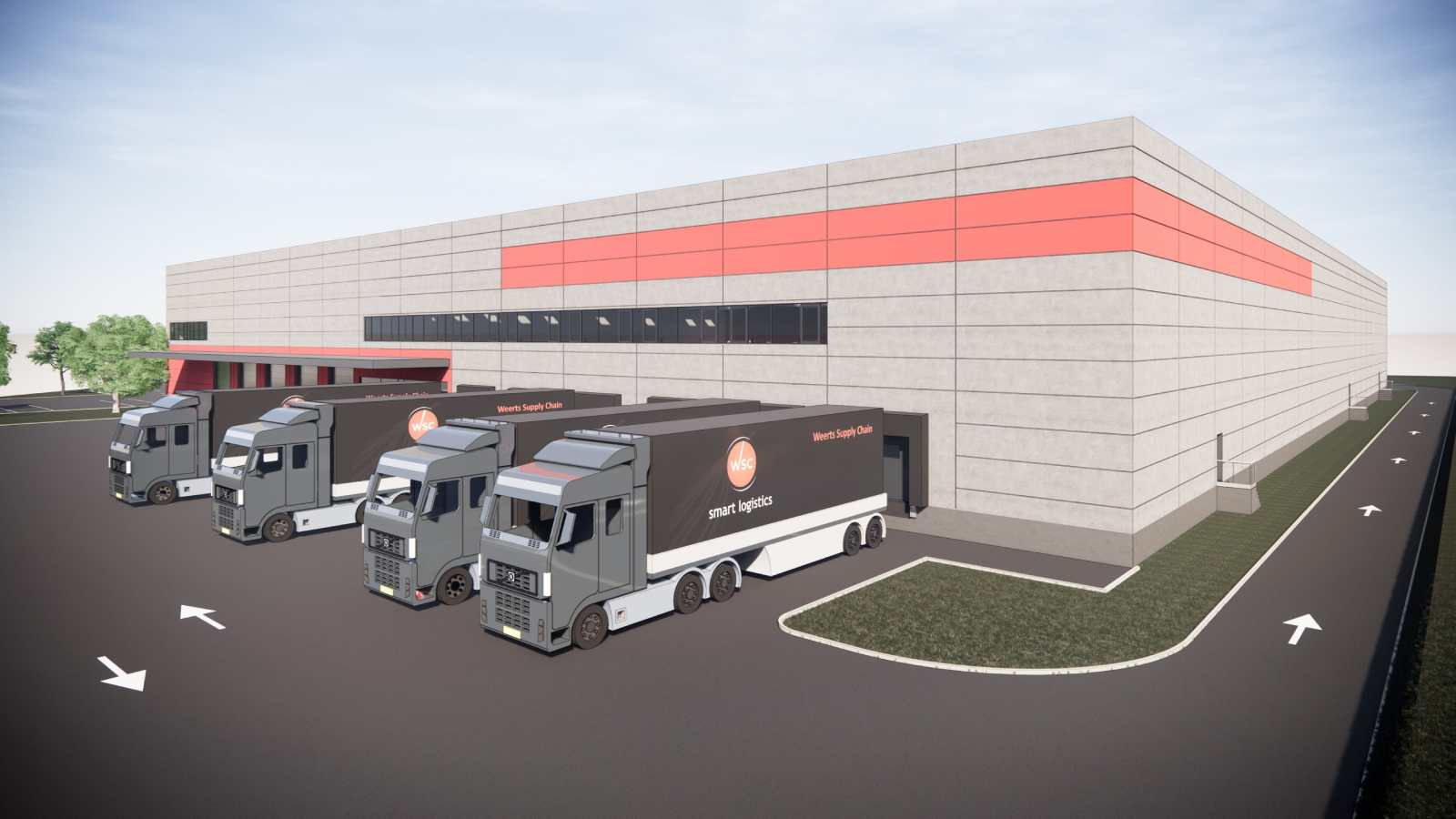 GSE is building a 50,000 m² logistics platform in Hungary