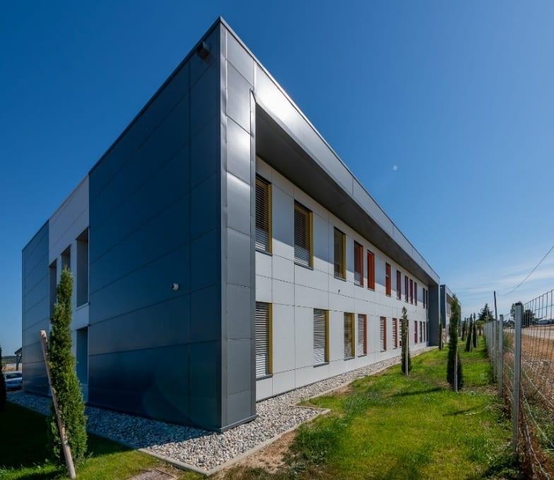 GSE présente un nouveau concept de bureaux qui produit l'énergie qu'il consomme à l'année