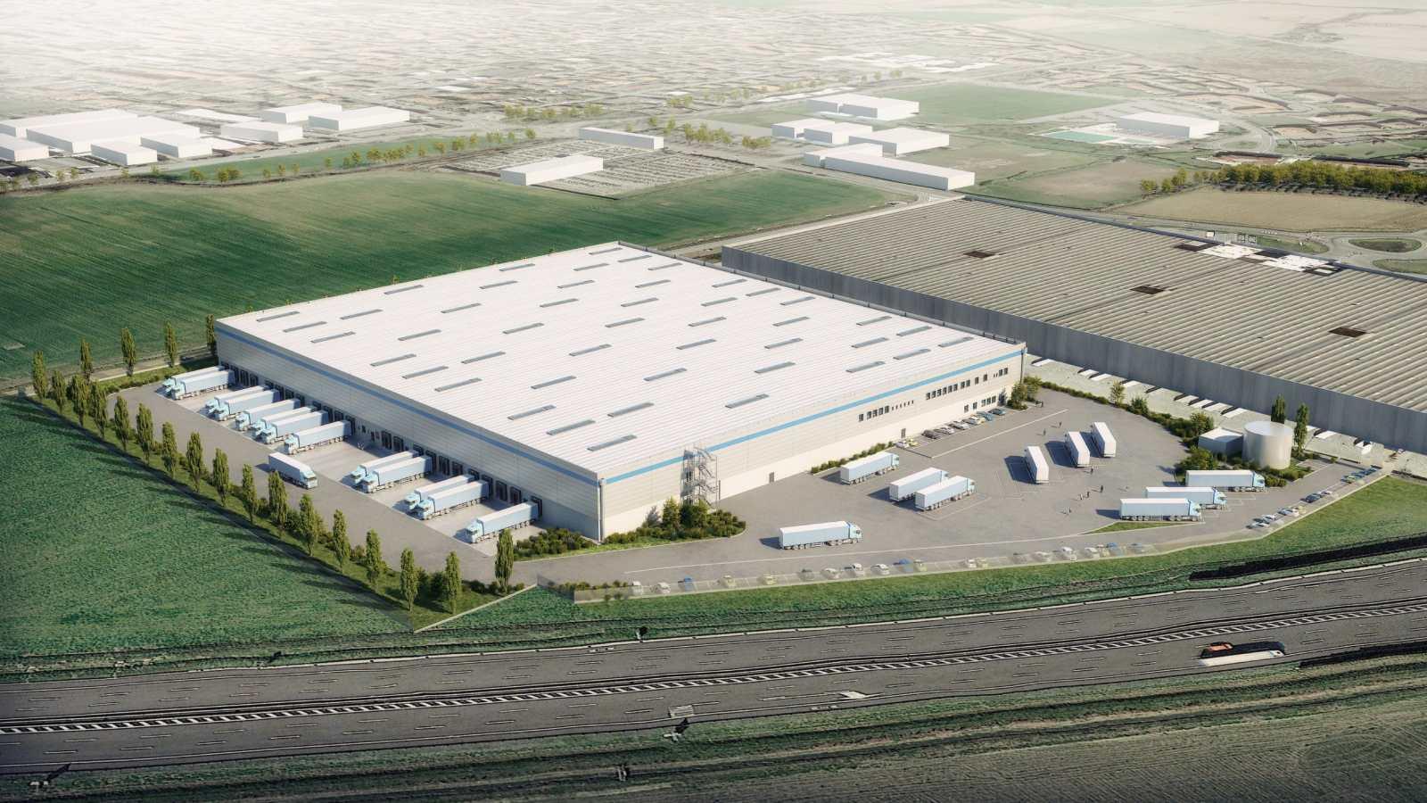GSE renforce sa présence en Italie avec la construction d'une plateforme logistique près de Milan