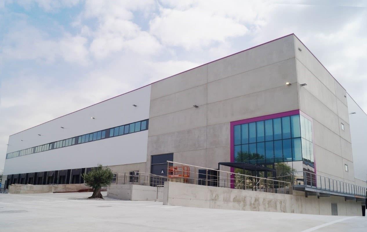 GSE Espagne livre a Fedefarma le centre logistique le plus avant-gardiste d'Europe