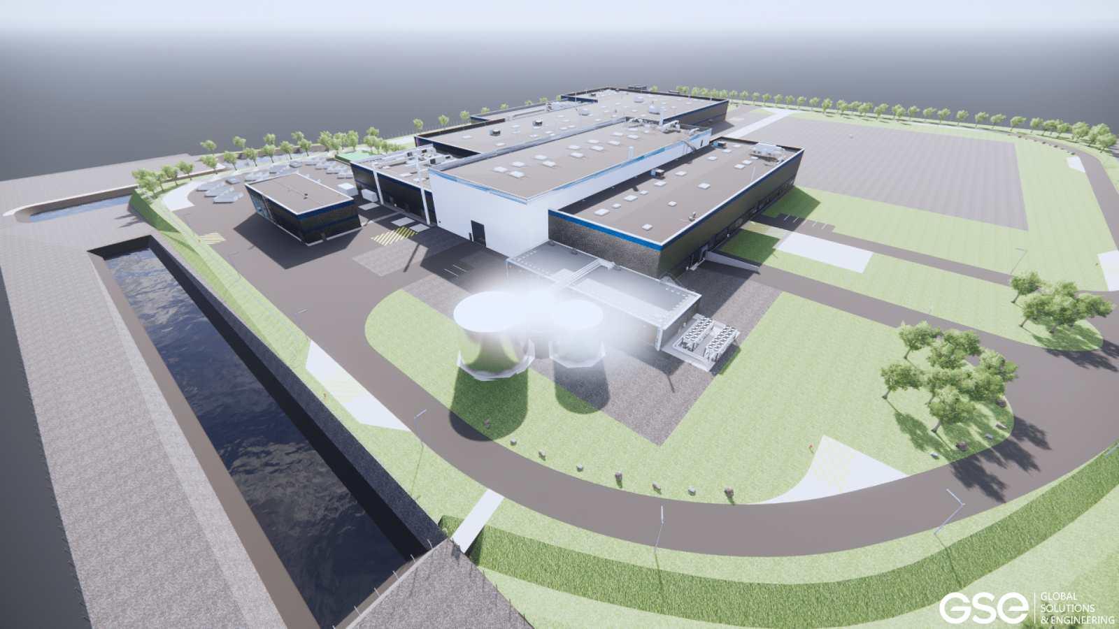 GSE va construire le nouveau site de 23 000 m² de la société LISI Aerospace