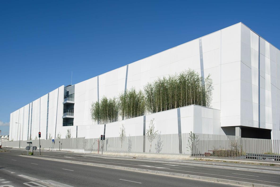 GSE livre le premier centre spécialement dédié à la conservation d'œuvres d'arts en France