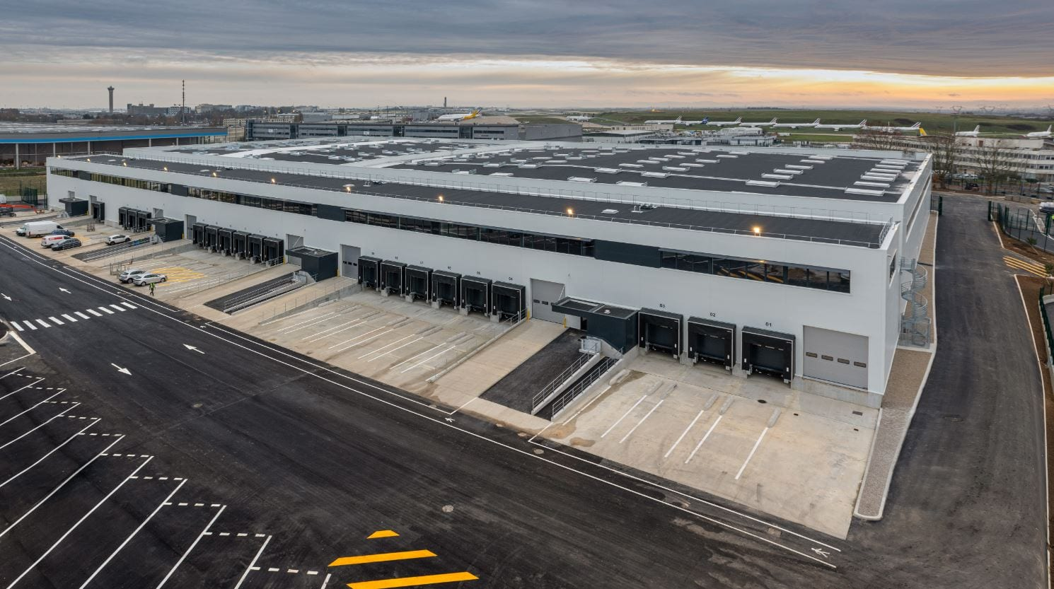 Groupe ADP and GSE implement «CS4», a new cargo station settled at Paris-Charles de Gaulle Airport