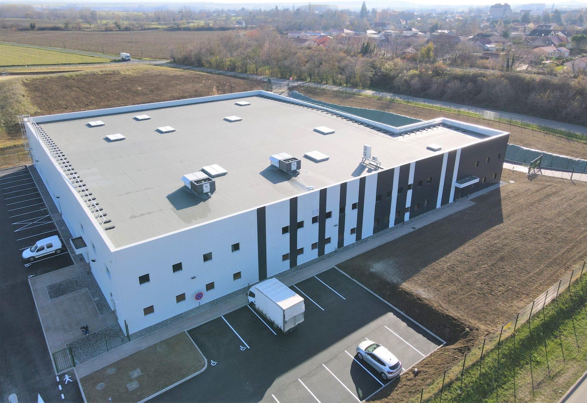 GSE livre le nouveau site de production de VTD en Auvergne-Rhône-Alpes