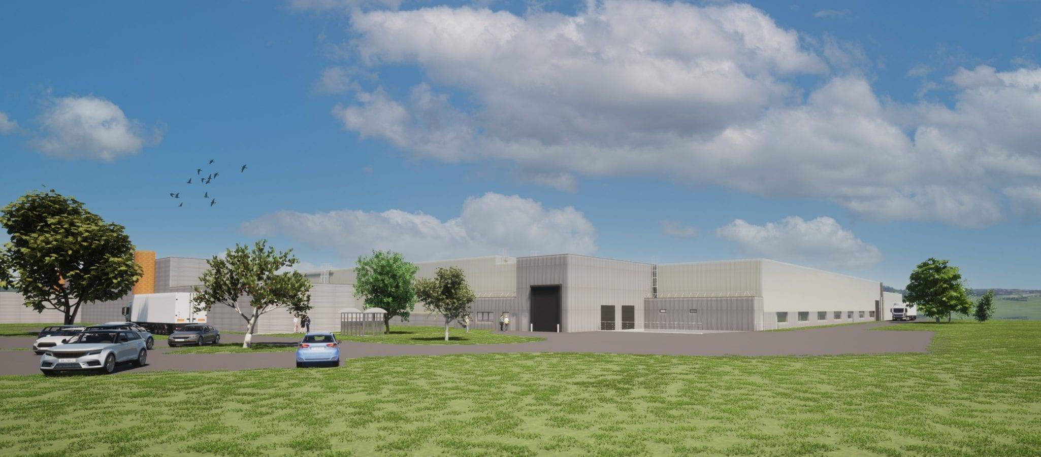 Le 1er fabricant de matelas en France confie à GSE l'extension de son usine en Sarthe