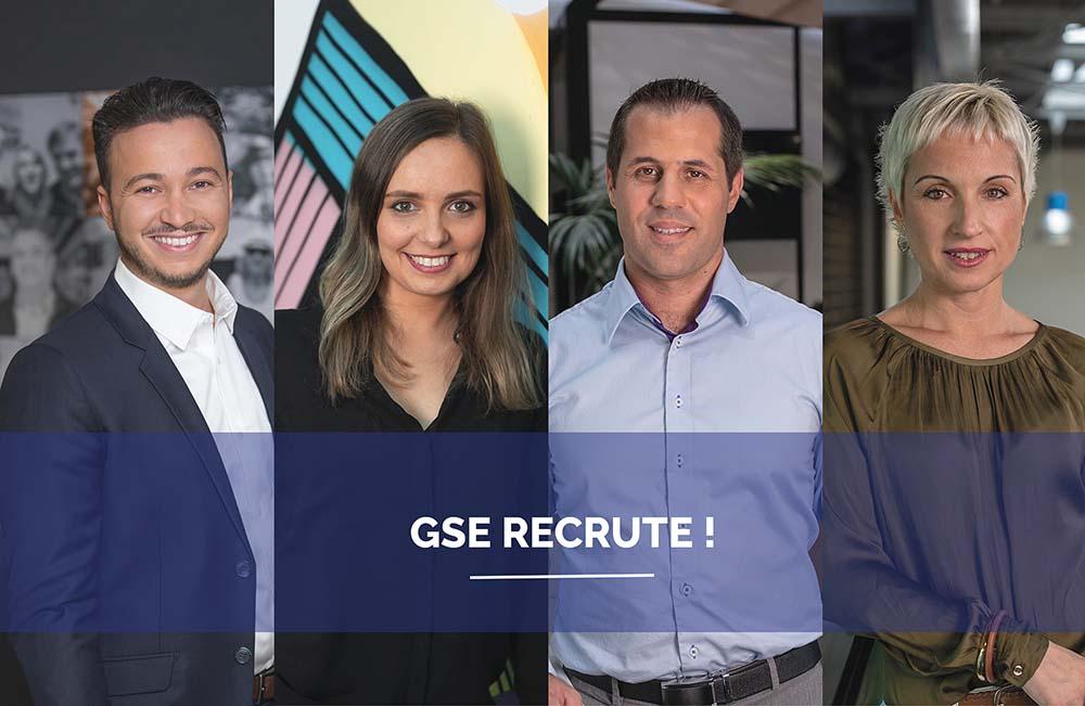GSE lance le recrutement de 50 ingénieurs en Europe