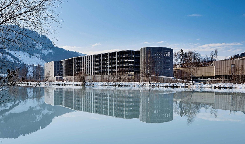 GSE unveils its next-gen multistorey parking solution in France
