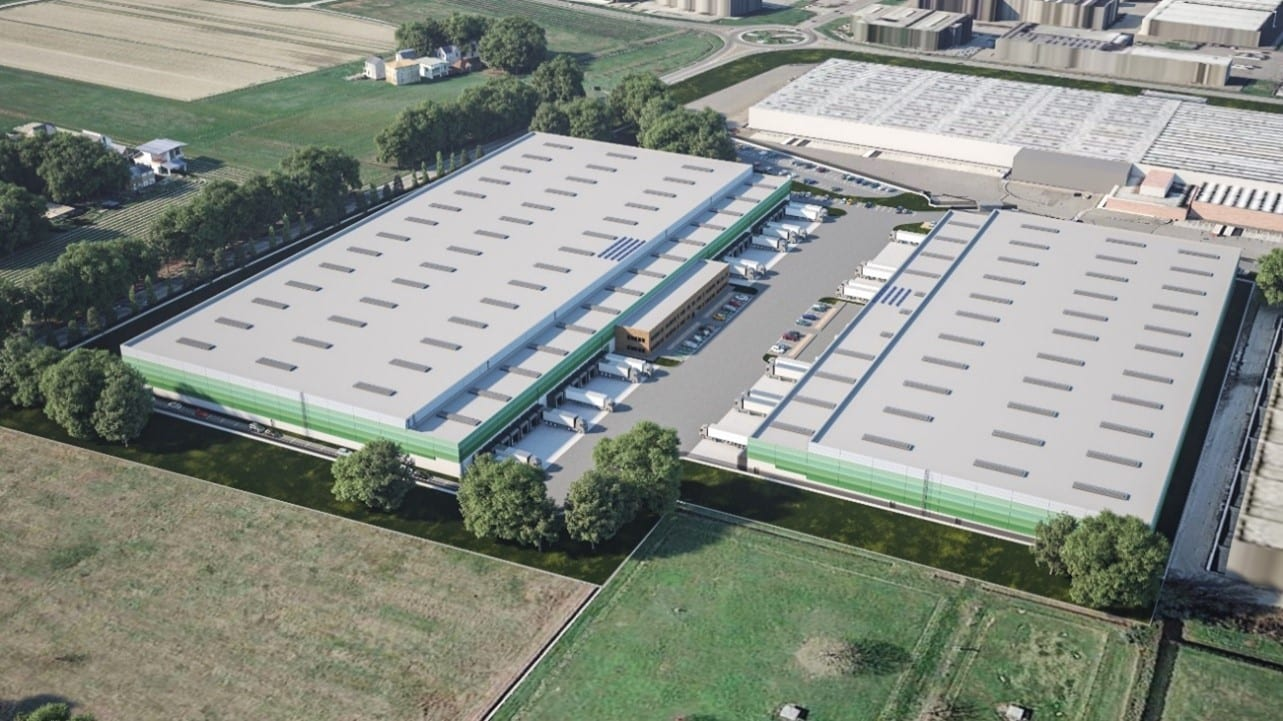 GSE Italy starts the construction works to expand Transmec Group's logistics hub with DEA CAPITAL Real Estate SGR S.P.A