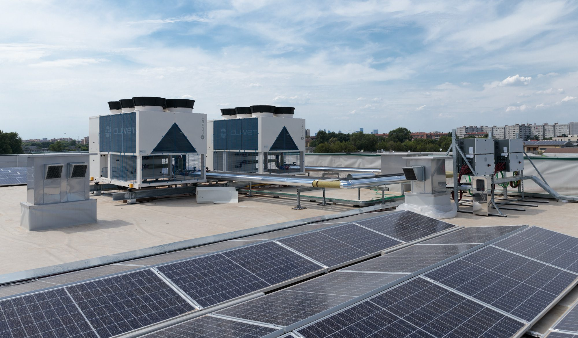 GSE Italy hands over a temperature-controlled warehouse to Prologis in Milan
