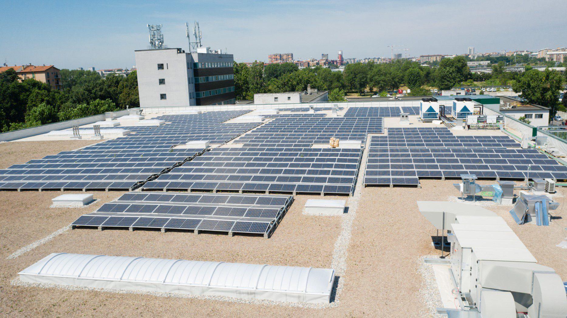GSE Italie livre à Prologis un entrepôt logistique de plus de 13 000 m² près de Milan
