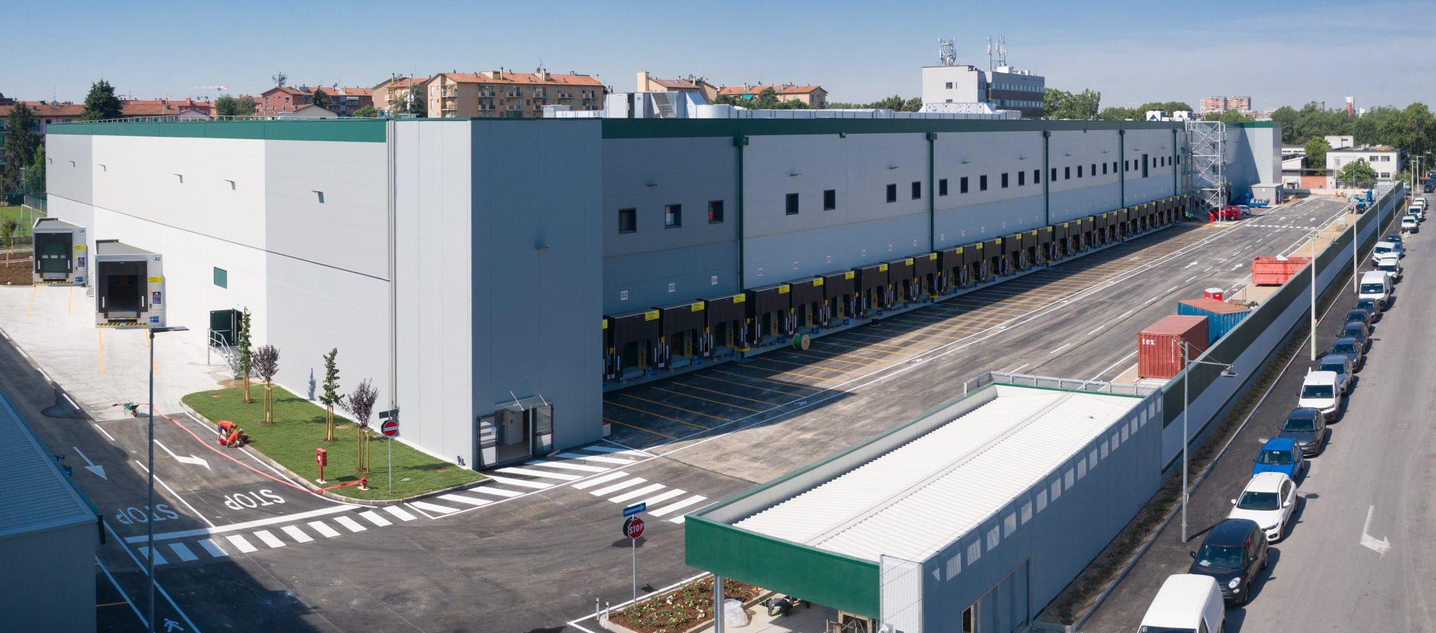GSE livre à Prologis un entrepôt logistique de plus de 13 000 m² près de Milan (Italie)